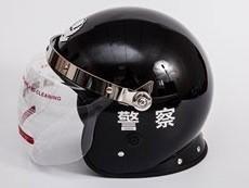 警用防暴头盔的选择越来越多元化