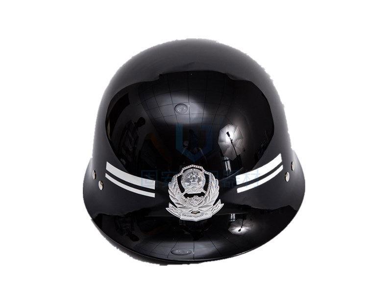 保安人员是不是不可以戴警察专用头盔?