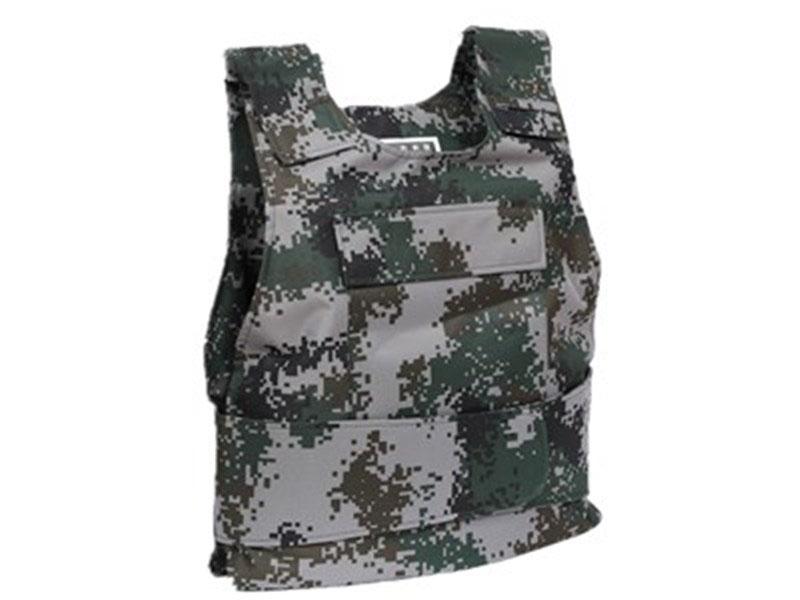 国产防弹衣(迷彩)