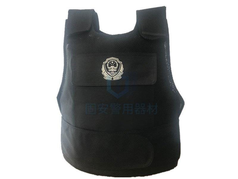 在国内防刺服已是防暴反恐行动中的刚需
