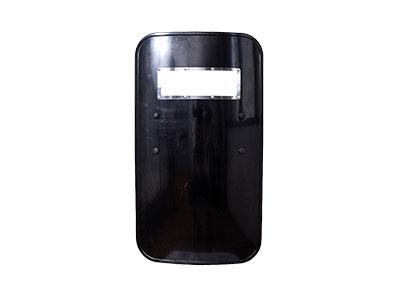 黑色塑料盾牌