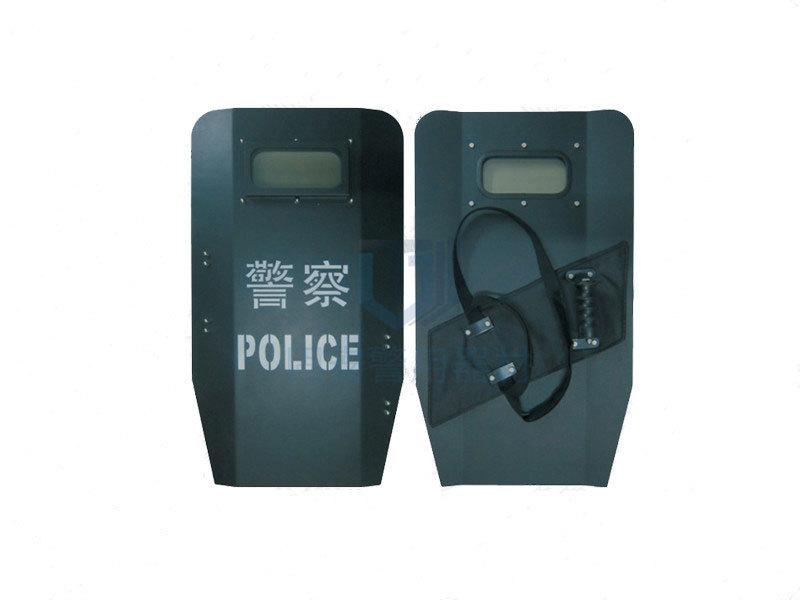 保安人员如何灵活的使用金属防暴盾牌?